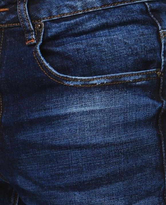 Spodnie jeansy dla mężczyzny