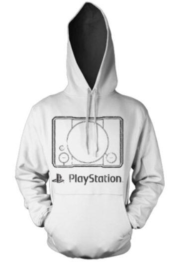 Czym charakteryzuje się wysokiej jakości bluza playstation?