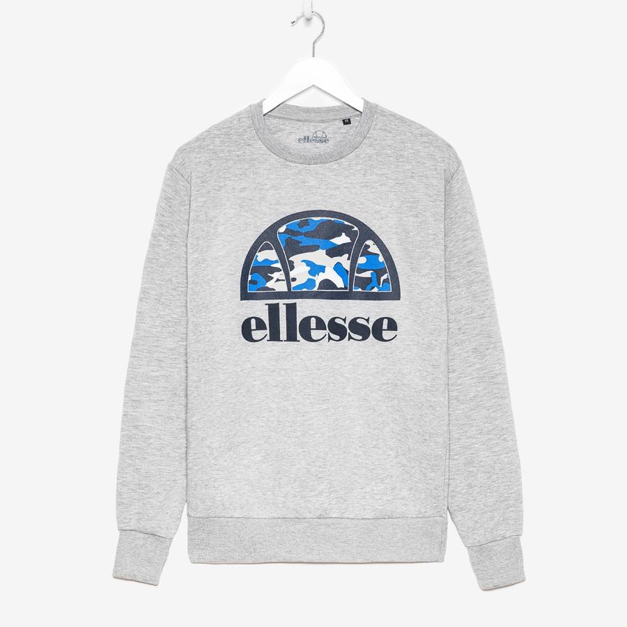 Ellesse - modne bluzy streetwear