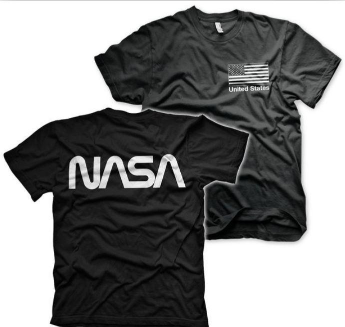 Co musisz wiedzieć o koszulkach NASA?