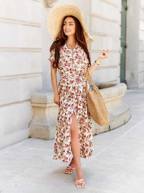 Asymetria w odzieży damskiej na przykładzie produktów Cocomore